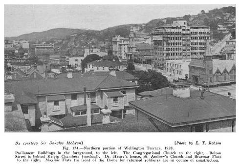 Braemar in 1928  Image: Louis E. Ward, Early Wellington, Whitcombe and Tombs Limited, 1928, Auckland.  Available from NZETC http://www.nzetc.org/tm/scholarly/WarEarl-fig-WarEarl317b.html.