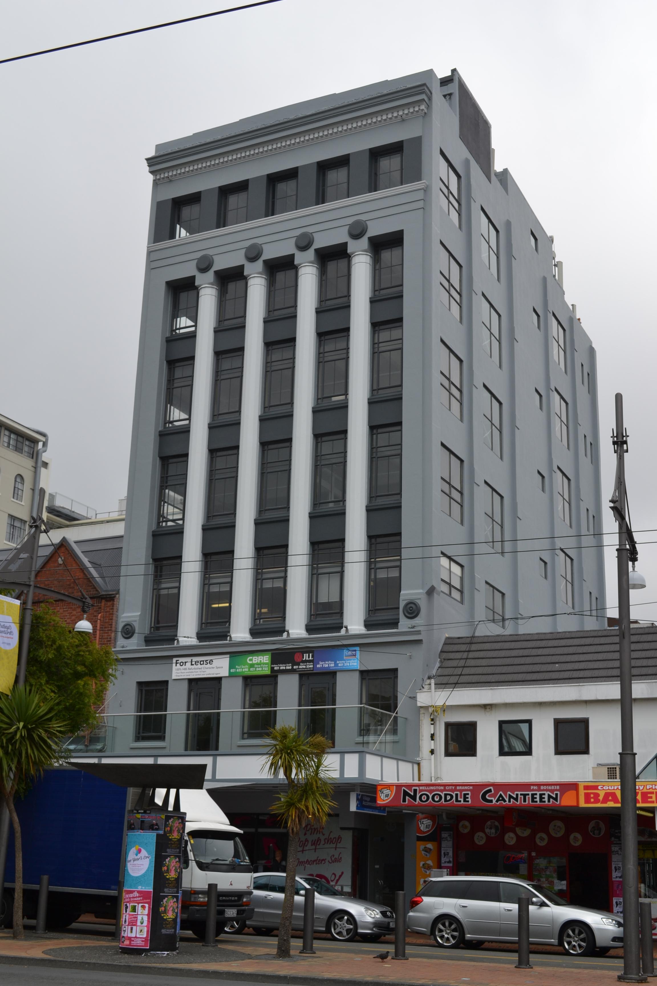 Wellington heritage absolutely positively wellington for 16 the terrace wellington