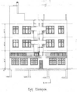 Detail from the 1932 plans (WCC Archive reference 00056:126:B11461)