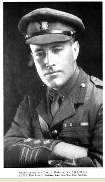 Major-General Sir Donald McGavin, Kt., C.M.G., D.S.O. A.D.M.S. New Zealand Division, later D.G.M.S. New Zealand. (A. D. Carbery , The New Zealand Medical Service in the Great War 1914-1918.Whitcombe and Tombs Limited, 1924, Auckland)