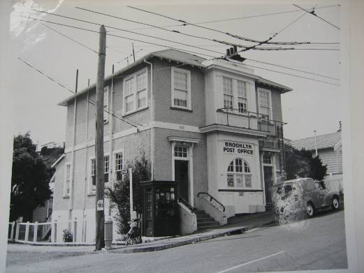 Lovely 1976   Brooklyn Post Office (Archives New Zealand Reference AAME_8106  _W5603_95 /_1/B