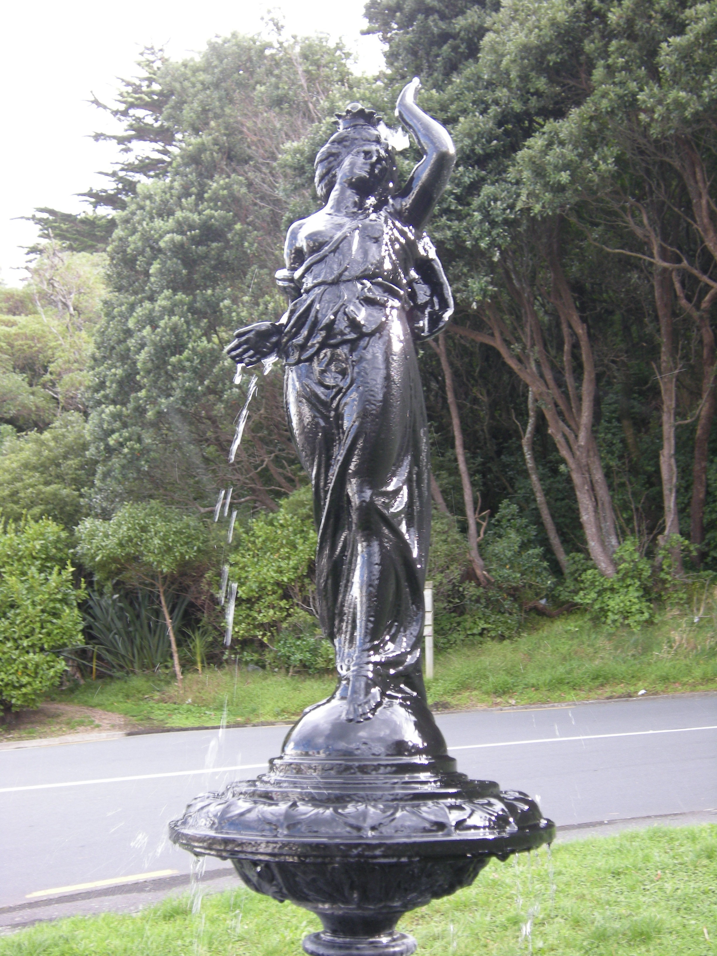 Nathan Memorial - Wellington Heritage - Absolutely